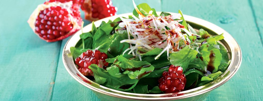 Salads - Oriental Salad - Roman Zaman Restaurant