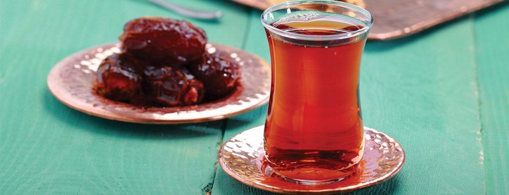 Hot Drinks - Arabic Coffee - Roman Zaman Restaurant Mississuaga