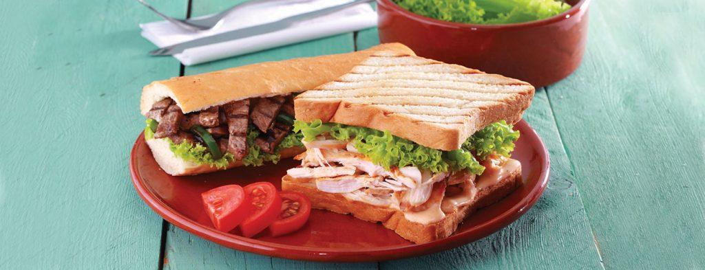 Sandwiches - Hamburger / Beef - Roman Zaman Restaurant Mississuaga