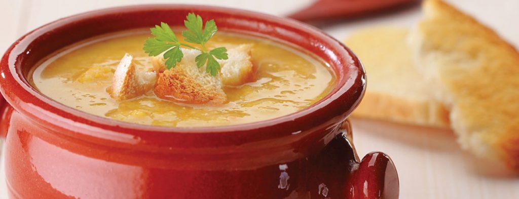 Soups - Lentil Soup - Roman Zaman Restaurant